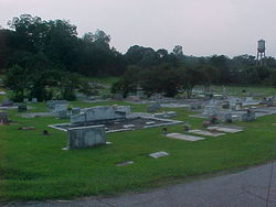 Grantville City Cemetery