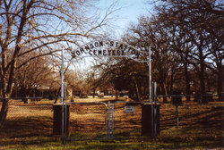 Johnson Station Cemetery