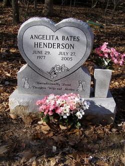 Angelita <i>Bates</i> Henderson
