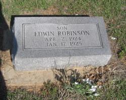 Harry Edwin Robinson