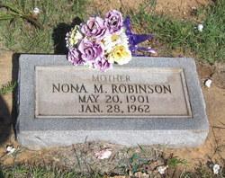 Nona Mae <i>Chisum</i> Robinson