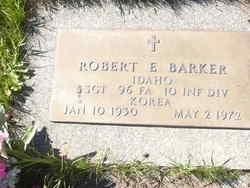 Robert E. Barker