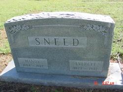 Everett Sneed