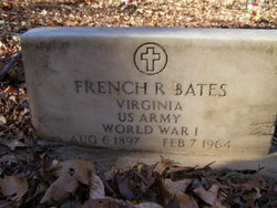 French R. Bates