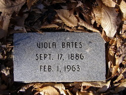 Viola Bates