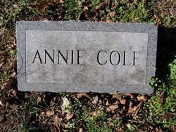 Annie Cole