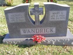 Mary V. Wandrick