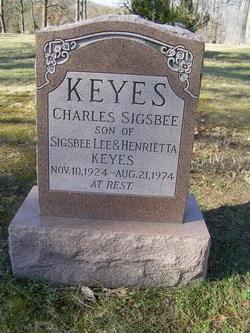 Charles Sigsbee Keyes