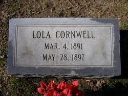 Lola Cornwell