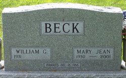 Mary Jean <i>Brown</i> Beck