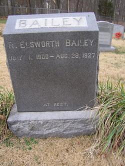 R. Elsworth Bailey