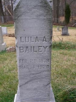 Lula A. Bailey