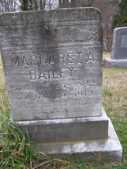 Margaret A. Bailey