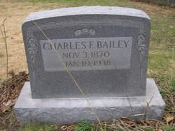 Charles F. Bailey