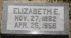 Elizabeth Elnorah Lib <i>Strait</i> Crotinger