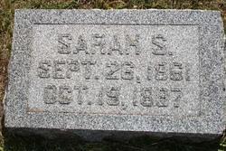 Sarah Salome <i>Ream</i> Crotinger