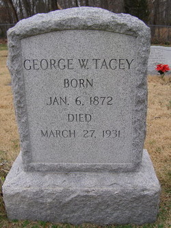 George W. Tacey
