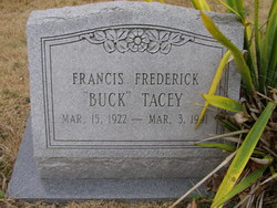 Francis Frederick Tacey