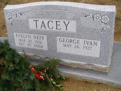 Evelyn <i>Neff</i> Tacey