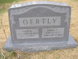 Fred E. Oertly