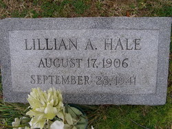 Lillian A. Hale