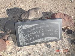 Thomas Richard Reed