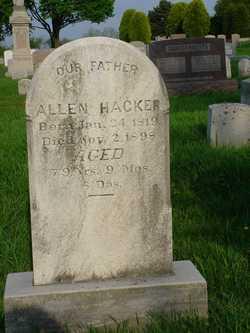 Allen Hacker