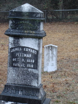 Pvt James Edward Pittman
