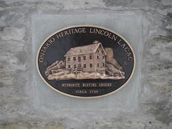 Vineland Mennonite Cemetery