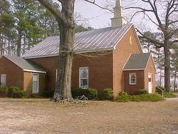 Chapman United Methodist Church