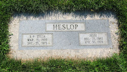 Jesse Heslop
