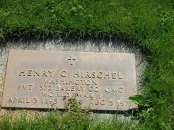 Henry Christian Hirschel