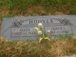 Oliver Calvin Hoover