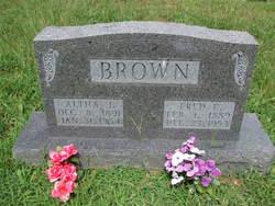 Fred E. Brown