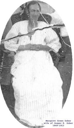 Margaret Matilda <i>Loving</i> Gober