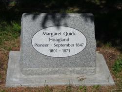 Margaret <i>Quick</i> Hoagland