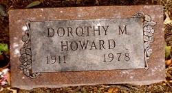 Dorothy Marie <i>Brown</i> Howard