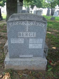 Mary Emma <i>Dowd</i> Berge