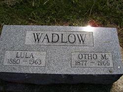 Otho M Wadlow