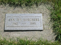 Ann Ivy <i>Warford</i> Borchers