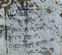 Harriet <i>Perley</i> Anderson