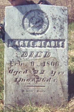 Mary Elizabeth Beadle