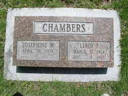 Leroy F. Chambers