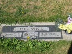 Marjorie H. Helmke
