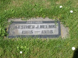 Esther J. <i>Hirschel</i> Helmke
