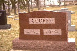 Pheriba Fay Fay <i>Mauzy</i> Cooper