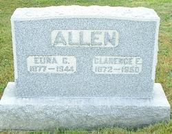 Edna Clarice <i>Russell</i> Allen