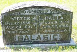 Paula <i>Enders</i> Balasic