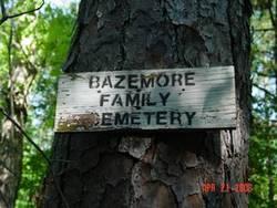 Bazemore Family Cemetery
