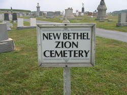 New Bethel Zion Church Cemetery